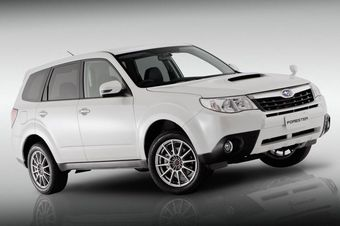 Subaru Forester S-Edition