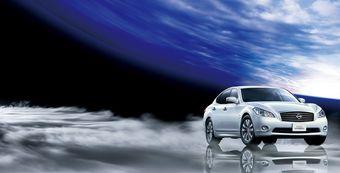 Nissan Fuga Hybrid станет самой высокотехнологичной машиной в модельном ряду Nissan.