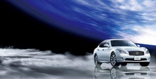 Вершина технологий от Nissan: новая FugaHybrid