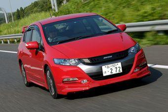 Honda хочет сделать Insight еще более экономичным.