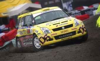 Модель Suzuki Swift S1600 успешно выступала в молодежной категории J-WRC, но этот класс в следующем сезоне упраздняется.