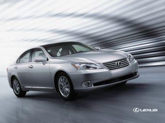 Седан Lexus ES 350 на этой неделе выходит на российский рынок.
