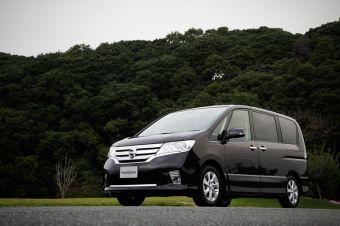 Nissan Serena 2010 дебютировала в Японии.