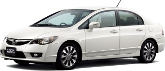 Honda Civic покидает японский рынок.