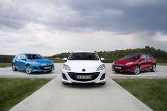 В Европе вышла новая модификация модели Mazda3, получившая обновленный дизельный двигатель объемом 1,6 литра.