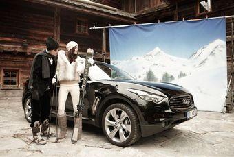 Infiniti-Volant Limited Edition Ski Pack