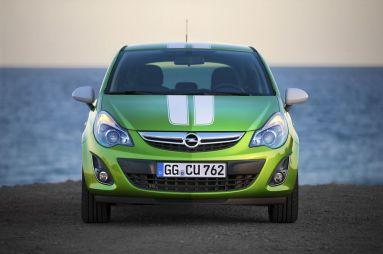 Opel представляет обновленный вариант моделей Antara и Corsa