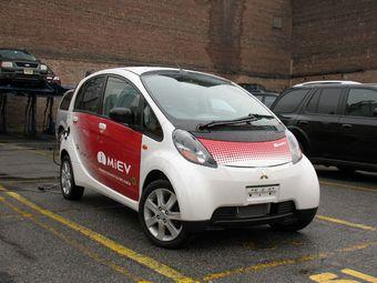 Завод Mitsubishi выпустил уже 5 тысяч электрокаров i MiEV.
