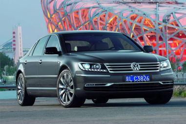 Volkswagen начинает продажи нового Phaeton в России