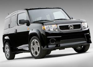 Honda завершает производство модели Element