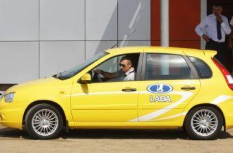 Лада Калина Спорт канареечного цвета «Премьер» вышла в продажу.