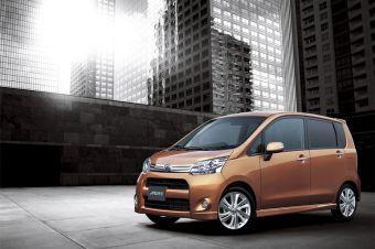 Daihatsu Move пятого поколения официально представлен.
