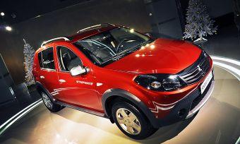 Renault Sandero Stepway будет стоить 445 тысяч рублей.