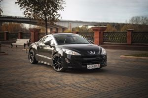 Peugeot RCZ стал «Европейским автомобилем для геев 2011»