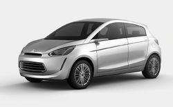 Mitsubishi Concept Global Small станет главным экспонатом японского бренда на выставке в Женеве.