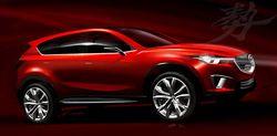 Mazda Minagi Concept станет главной премьерой японского бренда в Женеве.