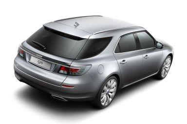 Универсал премиум-класса Saab 9-5 SportWagon покажут вШвейцарии