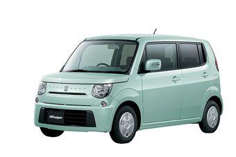 Suzuki MR Wagon третьего поколения.