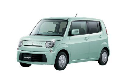 Suzuki представляет новое поколение модели MRWagon