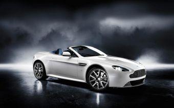 Aston Martin V8 VantageS