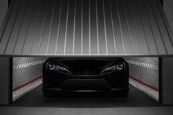 Концепт заднеприводного спорт-кара Toyota FT-86 II будет показан на Женевском моторшоу в марте этого года.