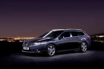 Honda не нашла для Женевы лучшей премьеры, нежели слегка обновленный вариант модели Accord.