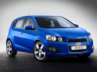 Компания General Motors и «Группа ГАЗ» подписали соглашение о контрактной сборке нового автомобиля малого класса Chevrolet Aveo.