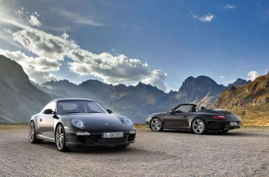 Новая линейка Black Edition отPorsche: готовы модели 911Carrera и BoxsterS