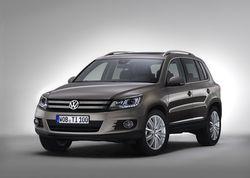 Немецкий автопроизводитель Volkswagen распространил официальную информацию о новом Tiguan 2012 модельного года.