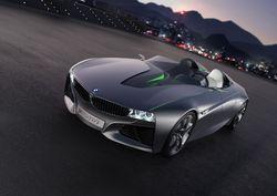 Концепт BMW Vision ConnectedDrive создан специально для Женевского автосалона 2011 года.