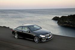 Mercedes-Benz C-Class Coupe 2012модельного года.