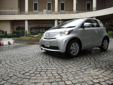 Toyota не торопится выпускать собственный электрокар