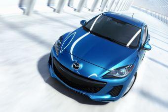 Обновленная версия Mazda3