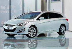 Универсал Hyundai i40 будет представлен на Женевском автосалоне 2011 года.