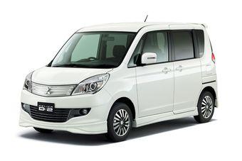 Mitsubishi DelicaD:2