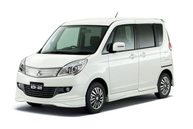 Mitsubishi смастерила изSuzuki новую модель DelicaD:2