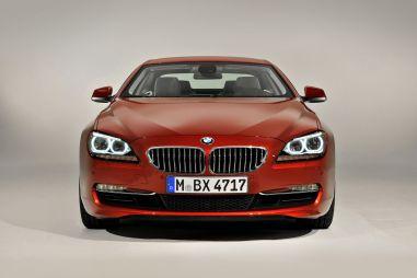 BMW представляет новое поколение 6серии вкузове купе
