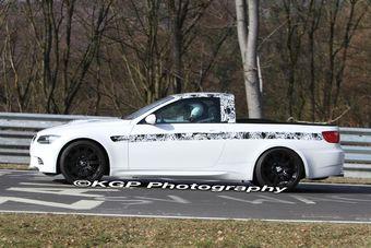 BMW M3 в кузове пикап.