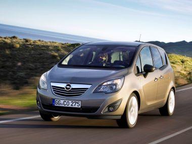 Названы цены на минивэн Opel Meriva российской сборки