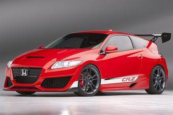 Сотрудники компании Honda подтвердили работу над проектом более мощной версии гибридного купе Honda CR-Z.
