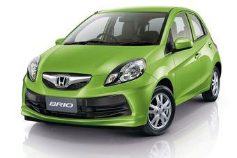 Honda начала реализацию модели Brio.