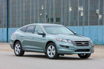 Honda Accord Crosstour в середине апреля появится в дилерских центрах России.