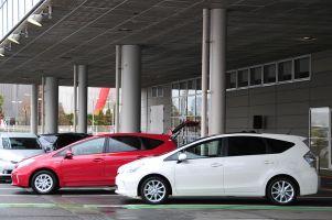 Toyota Prius Space Concept — таким будет японский Приус в кузове универсал/минивэн