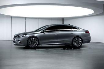 Renault Samsung SM7. Эта модель может стать прообразом нового флагманского седана марки Renault.