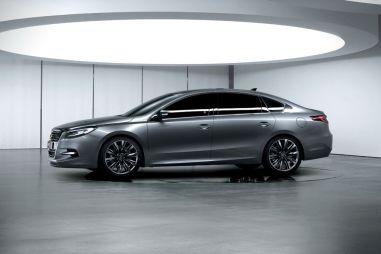 RenaultSamsung представляет концепт нового поколения флагманской моделиSM7
