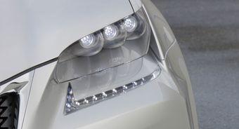 Возможно, уже в этом году Lexus представит обновленный модельный ряд GS. На шоу в Нью-Йорке будет показан первый концепт четвертого поколения модели.