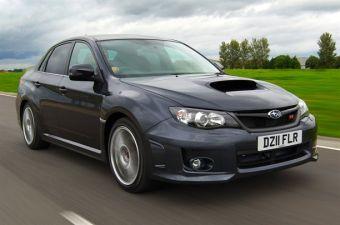 Subaru WRX STI стала еще мощнее: +20 л.с.
