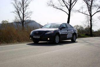 Русская Toyota Camry продана. Поразмышляем о смысле автомобильных аукционов в России?