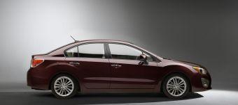 Subaru показывает новую Импрезу всего через 4 года после дебюта нынешнего поколения.