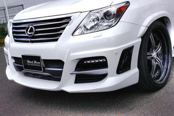 LexusLX570 SportsLine BlackBison Edition